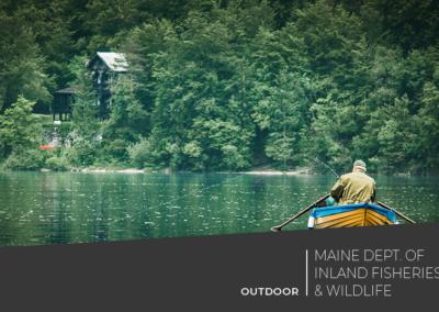 Maine Department of Inland Fisheries & Wildlife
